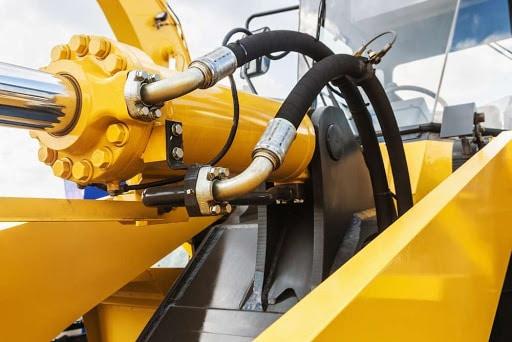 equipamento usado no mercado hidraulico